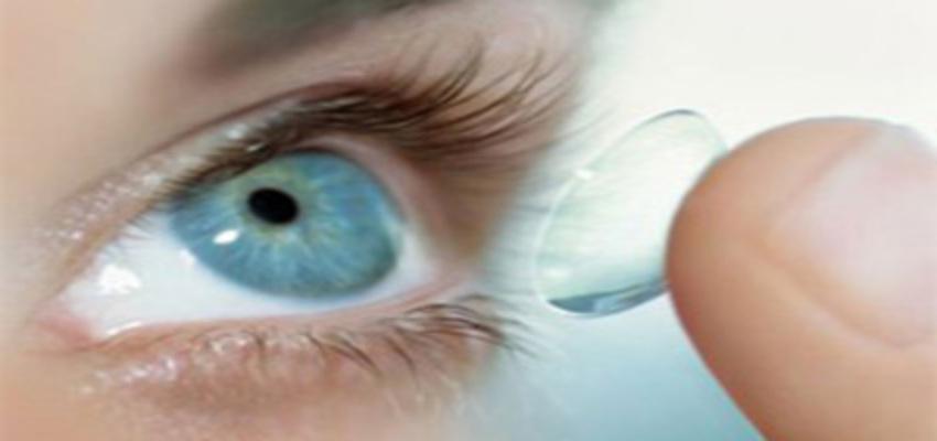 Teste e Adapdação de lentes de contato