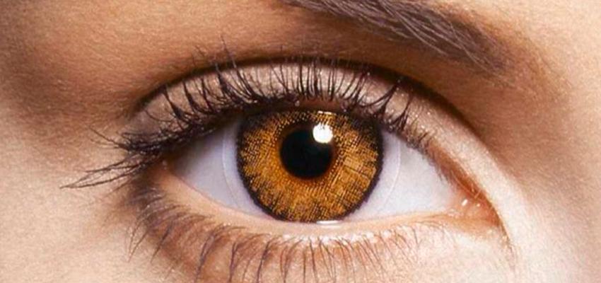 CURIOSIDADES: Lentes de contato coloridas